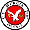 Escudo del Club de Fútbol Murcia Féminas