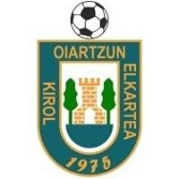 Escudo del Oiartzun Kirol Elkartea