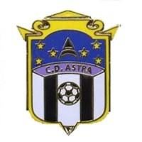 Escudo del Club Deportivo Astra