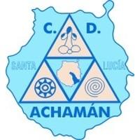 Escudo del Club Deportivo Achamán Santa Lucía