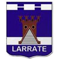 Escudo del Club Deportivo Larrate
