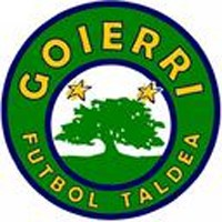 Escudo del Goierri Futbol Taldea