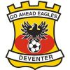 Escudo del Go Ahead Eagles