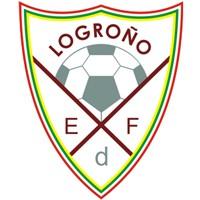 Escudo del Escuelas de Futbol de Logroño