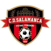 Escudo del Club Deportivo Salamanca Fútbol Femenino