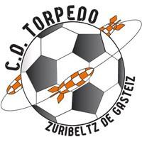 Escudo del Club Deportivo Torpedo - Zuribeltz de Gasteiz