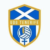Escudo del Unión Deportiva Granadilla Tenerife Sur