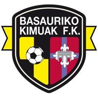Escudo del Basauriko Kimuak Fútbol Kluba