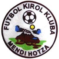 Escudo del Mendi Hotza FKK