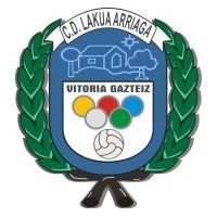 Escudo del Club Deportivo Lakua-Arriaga