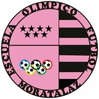 Escudo del Olímpico de Madrid Escuela de Fútbol