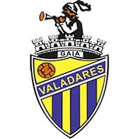 Escudo del Valadares Gaia Futebol Clube
