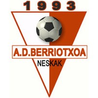 Escudo del Asociación Deportiva Berriotxoa