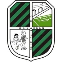 Escudo del Club Deportivo Adiskideak de Ollargan