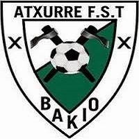Escudo del Atxurre Bakio Futbol Sala Taldea