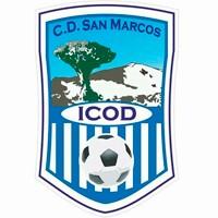 Escudo del Club Deportivo San Marcos Icod