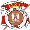 Escudo del Alevín del Club Deportivo Vitoria