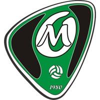 Escudo del Club de Fútbol Oviedo Moderno Universidad