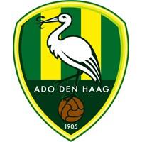 Escudo del Haaglandse Football Club Alles Door Oefening Den Haag