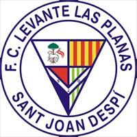 Escudo del Fútbol Club Levante Las Planas