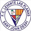 Escudo del Fútbol Club Levante Las Planas B