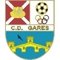 Escudo del Club Deportivo Gares