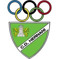 Escudo del Club Deportivo Hernani