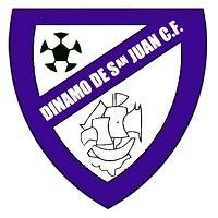 Escudo del Dínamo de San Juan Club de Fútbol