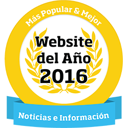 Premio Website del Año 2016