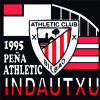 Escudo Peña Indautxu del Athletic