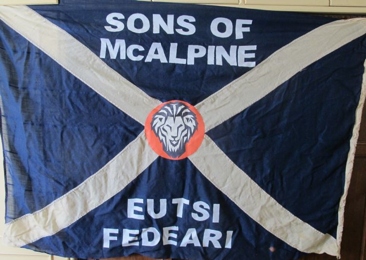Bandera Sons of McAlpine