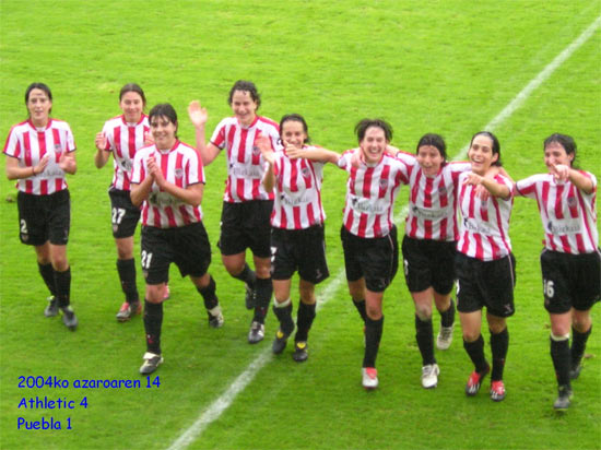 Athletic Puebla partidua