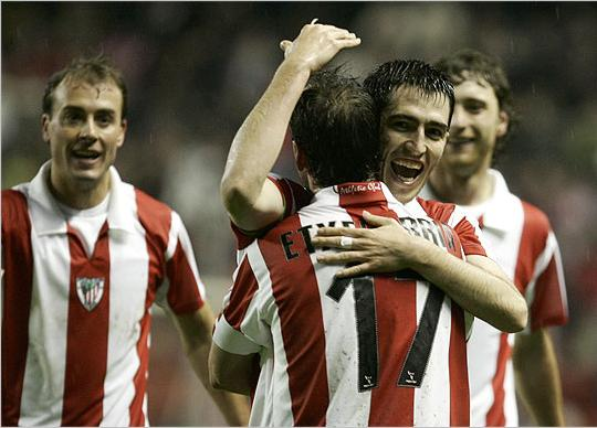 Athletic-Getafe