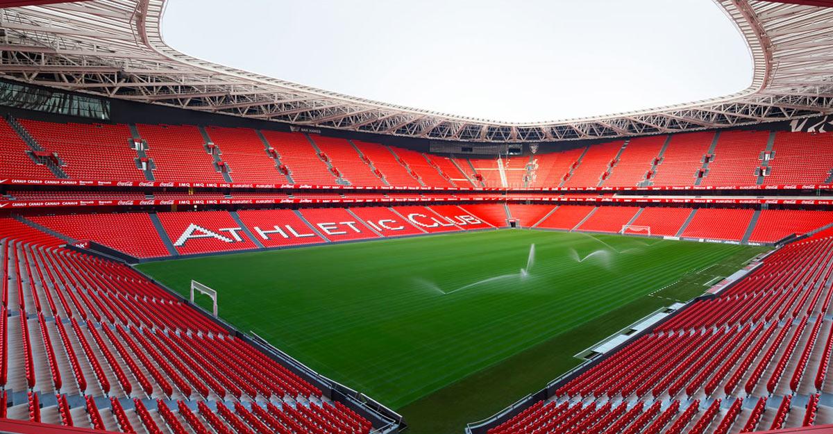 Resultado de imagen de Estadio San Mamés.