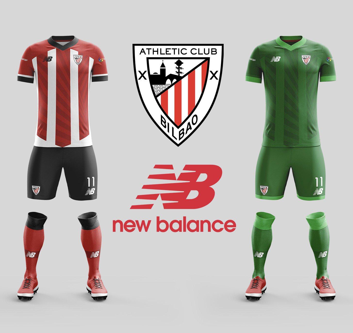 Camiseta Athletic Club nuevas