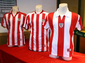 El Athletic presenta hoy la nueva camiseta 87108f022f33e
