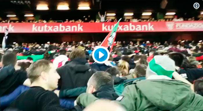 [VIDEO] Fútbol femenino arrasa: Partido bate récord de asistencia en España
