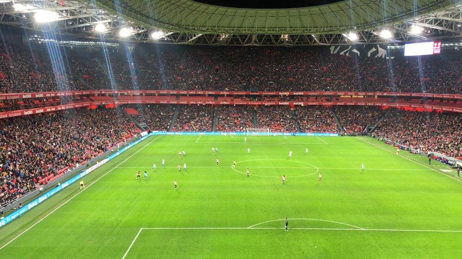 El Athletic bate el récord de asistencia a un partido de fútbol femenino 8978ace9e2cca