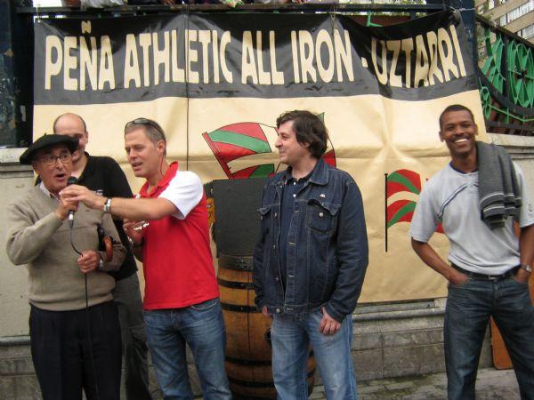 5f2a82c3e2bbe Fotos de las Peñas del Athletic Club de Bilbao